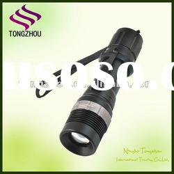 Zoom Focus Cree LED Flashlight Torch