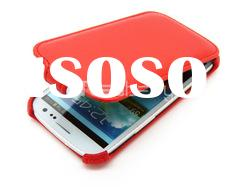 { Redberry } For Samsung Galaxy S3 i9300 Leather case