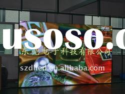 advertising 16mm led display screen panel