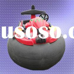 amusement park battery operated fiberglass bumper car