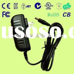 battery charger 12.6V 2A AC DC power adapter with input 100-240V