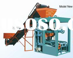 brick block factory machine QTJ4-26D concrete block making machine