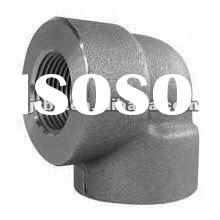 carbon steel galvanized seamless pipe fittings