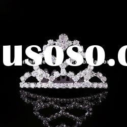 charming fahion diamond princess tiara for kids
