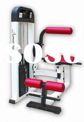 commercial back extension fitness equipment AMA-315