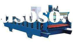 corrugated roof sheet making machine/corrugated aluminium roof sheet making machine
