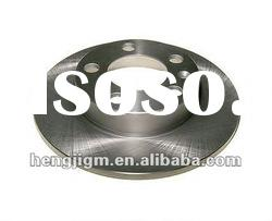 customized automotive spare parts,brkae disc ,brake rotor for GOLF 1J0615601