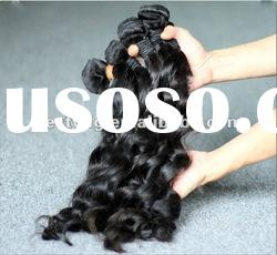 deep wave brazilian hair weaving for wholesale