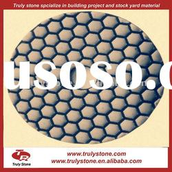diamond dry stone polishing pad