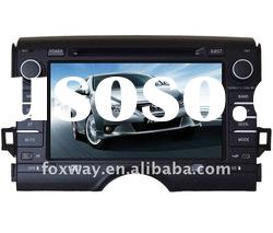 double din Car DVD player Multimedia System for Toyota Reiz