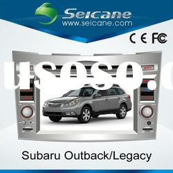 double din car dvd player gps navigation for Subaru Outback Legacy