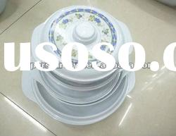 environmental friendly plastic soup bowl