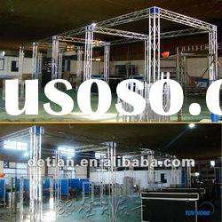 fashion aluminium truss stand for trade show display
