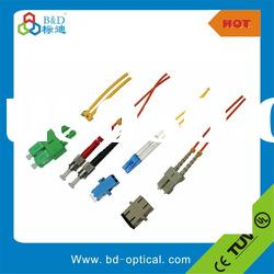 fiber optic connector/Field Assembly Fibre Optic Connector /Patch Cords