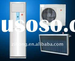 floor standing solar air conditioner