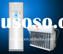 floor standing solar air conditioner split system