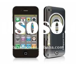 for iPhone 4 4s Cute Cell Phone Skin Case Stickers
