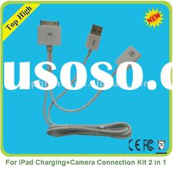 for ipad cables and accessories with male usb and female usb