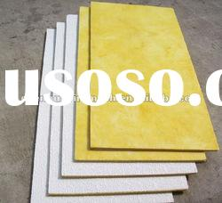 glass wool acoustic ceiling tiles
