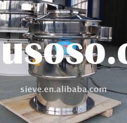 high efficiency for rotary vibrating sifter for powder