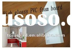 high glossy PVC forex foam board