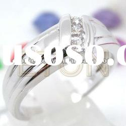 hot sale factory handmade whoeslae fashion 925 sterling silver man's ring jewelry (R5431)