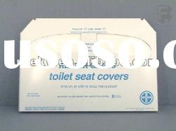 hot sales cheap recycled disposable paper toilet seat covers