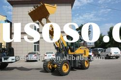 hydraulic truck loader bigger bucket