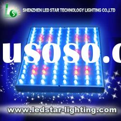 hydroponics/greenhouse/garden 45w led grow light panel (CE&ROHS)