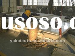 insulated truck body/freezer box /cargo box in CKD