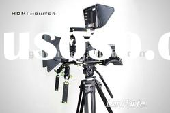 lanparte camera dslr shoulder rig with follow focus