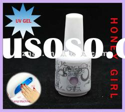 light purple035 color polish Gelish soak off gel nail polish storage
