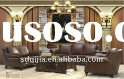 living room set furniture antique american style leather sofa