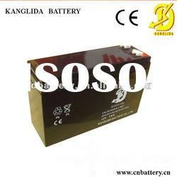 maintenance free battery 12v7.2ah lead acid battery