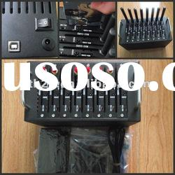 multi-socket gsm gprs modem 16 ports USB interface gprs Modem Pool AT command