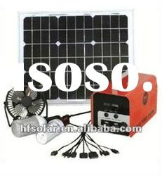 new design 20 watt solar kit--- solar home system with good price and quality--solar porable system