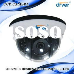nice 540tvl ir dome waterproof CCD camera with 80M distance infrared light
