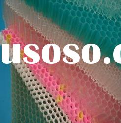 non-toxic polycarbonte honeycomb panel material for yacht decorative accessories made in china