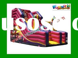 outdoor inflatable playground for kids park