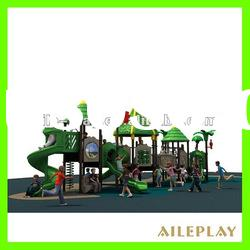 outdoor pvc coated playground for kids TP-10701