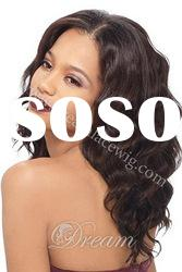 """peruvian wave hair fashion celebrity full lace wig dark brown hair color 8""""--24"""""""