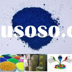 pigment blue 15:3,(used in ink,plastic,coating,paint pigment powder)