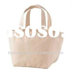 plain cotton fabric tote bags