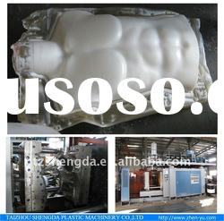 plastic blow mould machine making mannequin bust hollow plastics