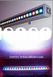 power led U type wall washer, led projecting light, high power led wall washer