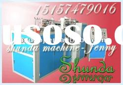sealing machine price/single side pe coated paper machine maker