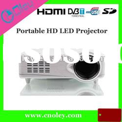 small led beamer with digital tv ,HDMI, USB port