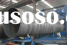 spiral welded carbon steel pipe ASTM A53(CHINA)