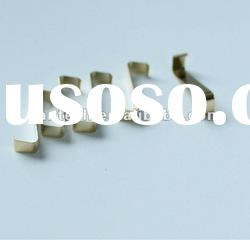stamping spring parts with metal stamping process .low cost
