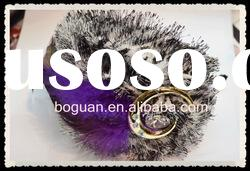 wedding ideas gifts cool feather headwear purple feather hair accessories